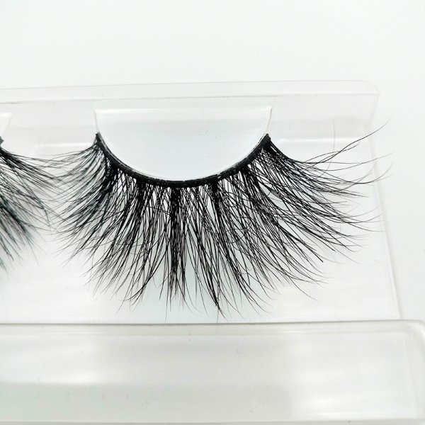 Meecil 25mm mink lashes-MD14 ()